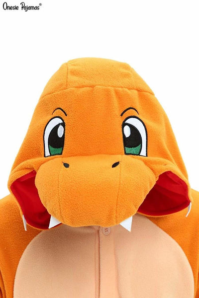 Pokemon onesie charmander