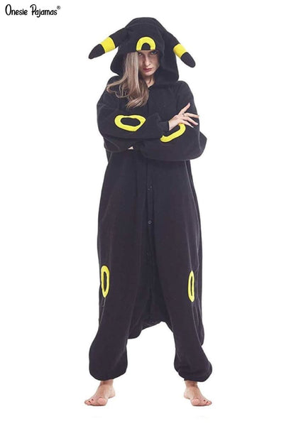 Pokemon umbreon onesie
