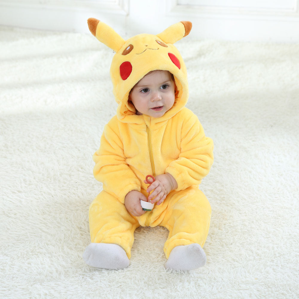 Baby Pokemon Onesie <br>Pikachu (Toddler)