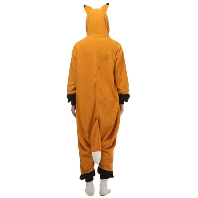 Adult Animal Onesie <br>Miss Fox (Womens)