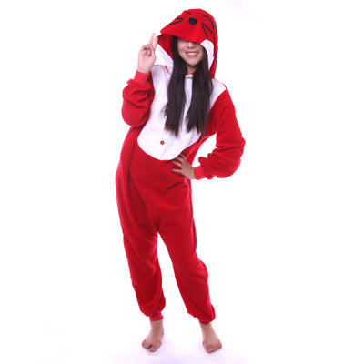 Adult Animal Onesie <br>Kawaii Red Fox