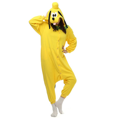 Adult Onesie <br> Pluto Dog