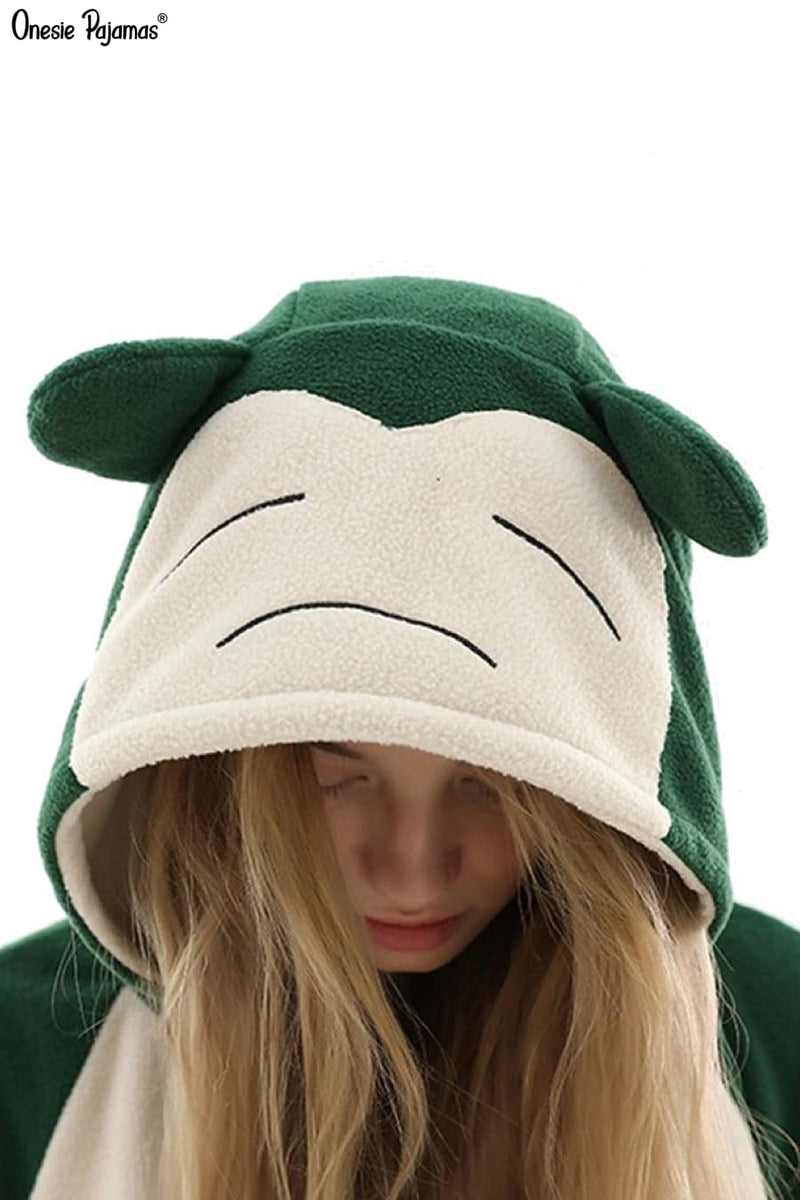 Snorlax onesie for adults