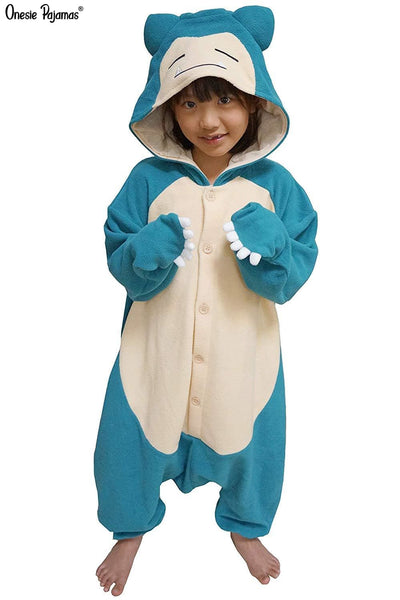Snorlax onesie for kids