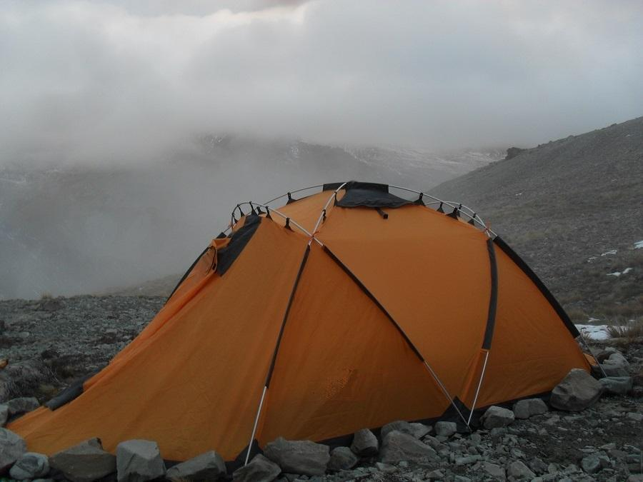 Tent Tips for Camping in Windy Conditions