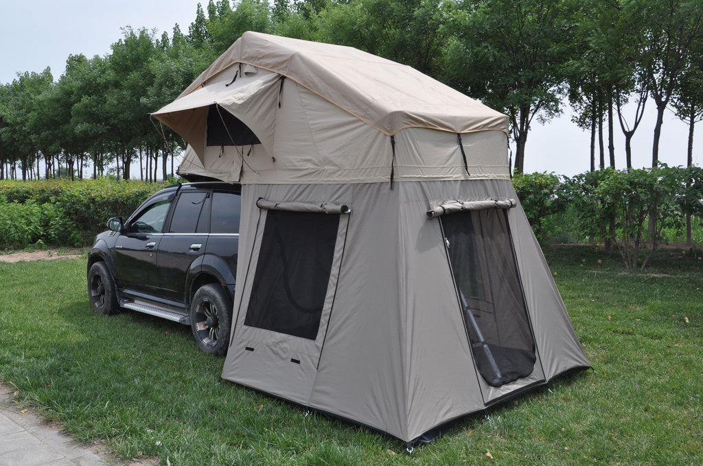 New silnylon tents, canvas tents, roof top tents and inflatable tents on the way.