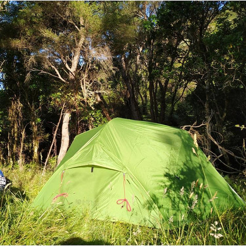 HOPPER 2 - SILNYLON Lightweight 2 Man Hiking Tent, 2kg
