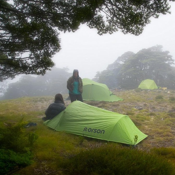 Lightweight Solo Backpacking Tent 1.4kg - RANGER 1 - BACK IN STOCK EARLY OCT