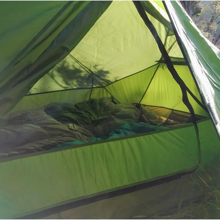 ROOF TOP TENT - MS2 - light weight, easy set up