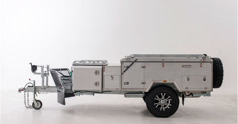 Orson Off Road Camper Trailer - Forward Fold