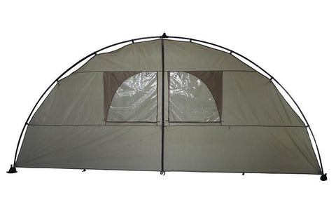 Core 4.5m Shelter Side Wall With Entrance