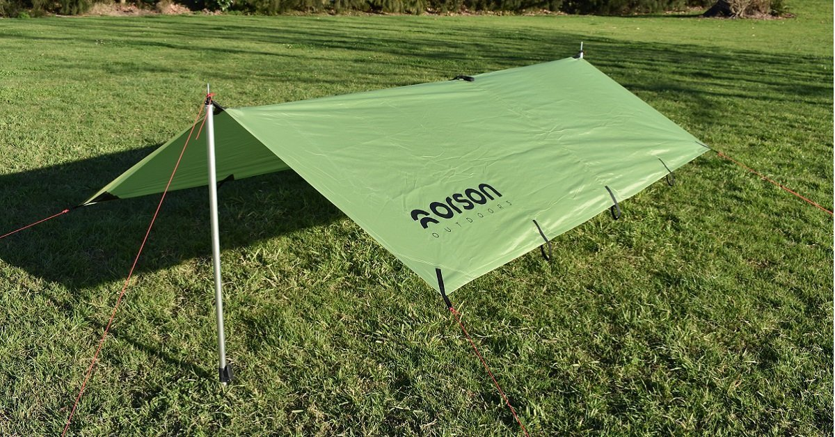 Intents Outdoors Shadow 2x3 tarp