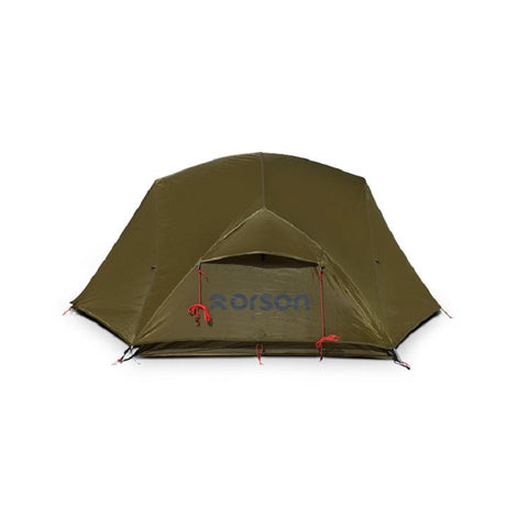 HOPPER 2 - RIPSTOP POLYESTER Lightweight 2 Person Hiking Tent, 2.5kg