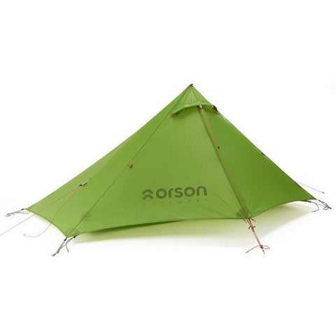 Indie 1 - Ultralight Silynlon 1 Person Hiking Tent, 1000g