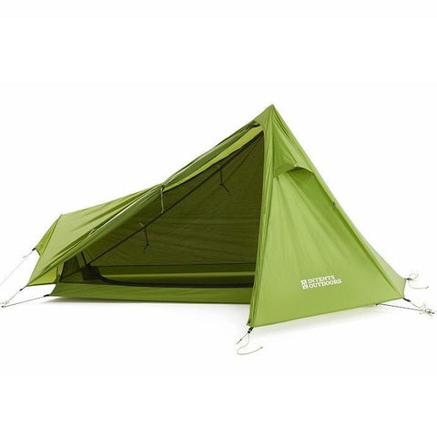 ULTRAPACK DW - ULTRALIGHT NYLON 1 Person Hiking Tent, Double Wall, 900g