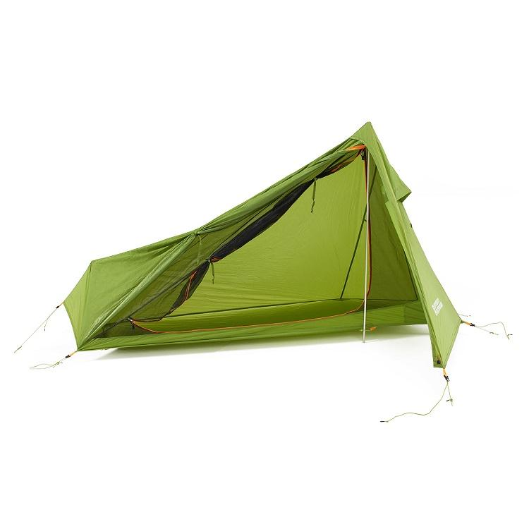 Ultralight 1 Man Hiking Tent Minimum Weight G Ultrapack Sw Intents Outdoors