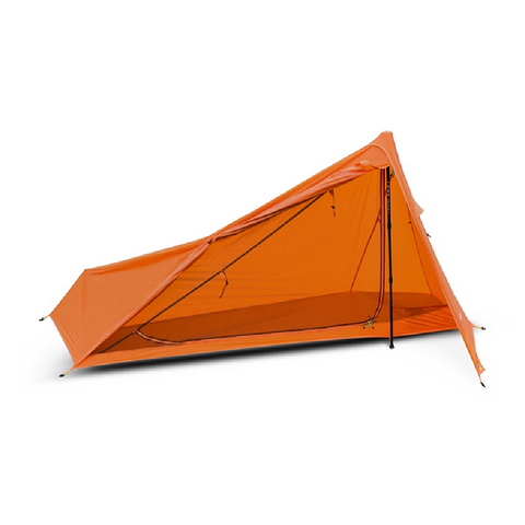 ULTRAPACK SW - ULTRALIGHT NYLON 1 Man Hiking Tent, Single Wall, 630-710g