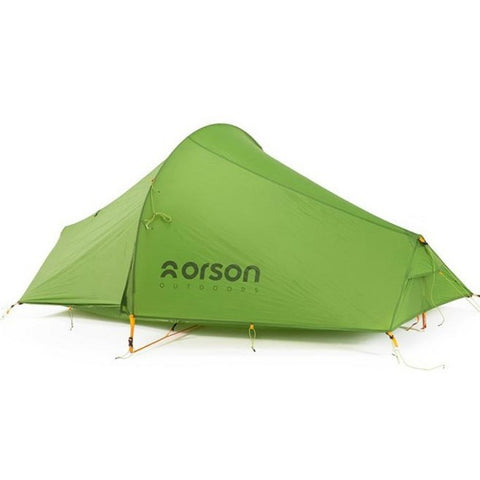 Jett 1 - Silnylon 1 Person Tunnel Tent, 1.4kg