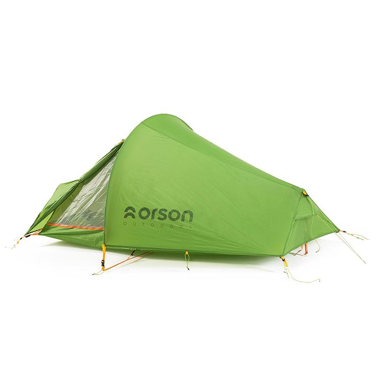 JETT 1 SILNYLON - 1 Person Tunnel Tent 1.4kg
