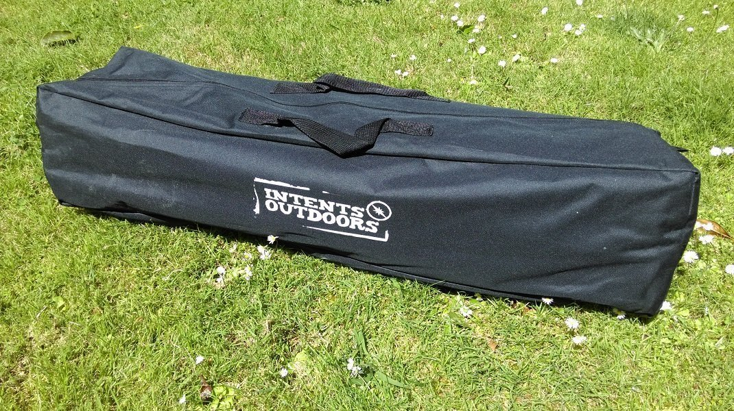 4.5m Core Shelter - 150D Oxford Cover + 1 side wall