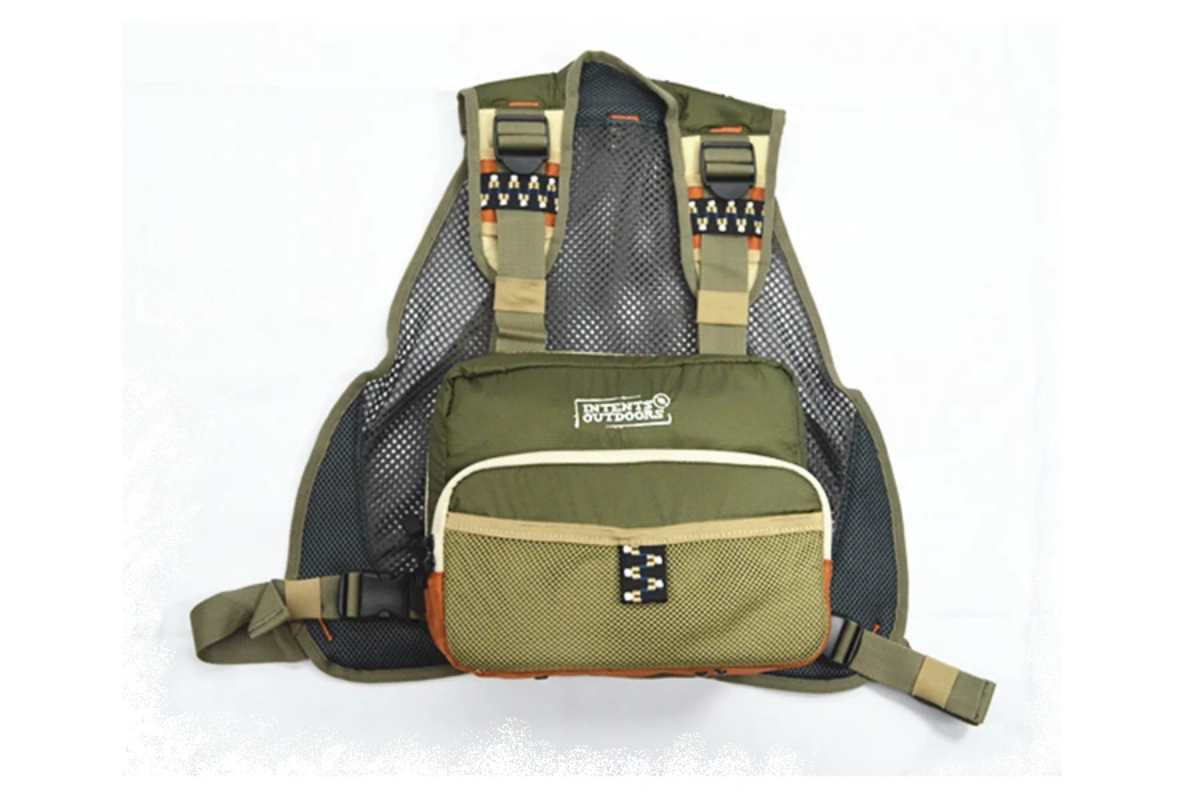 Fly Fishing Chest Pack Vest