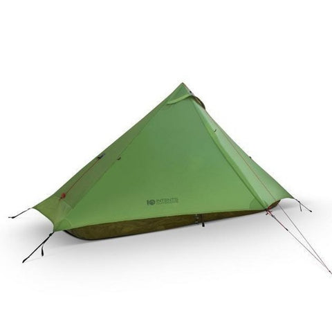 Odyssey 1 - Silnylon 1 person hiking tent, single wall, 990g