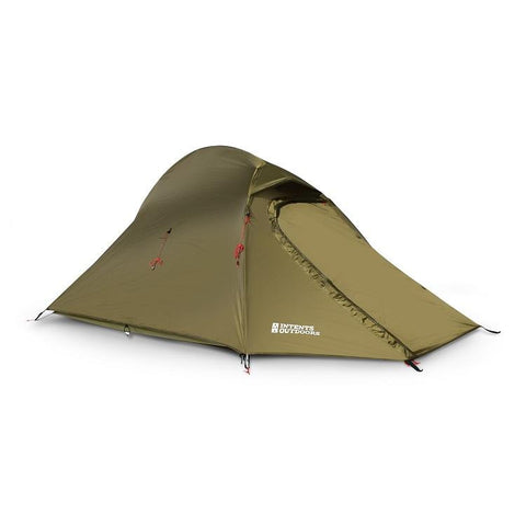 TRACKER 2 - RIPSTOP POLYESTER Lightweight 2 Person Hiking Tent,1.9kg