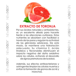 NewBody Gel de Toronja Intenso 200ml
