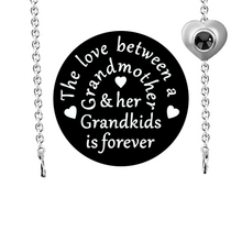 Load image into Gallery viewer, Projection Grandmother Necklace