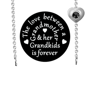 Projection Grandmother Necklace