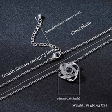 Load image into Gallery viewer, Infinity Love Knot | Say I love you in 100 Languages Necklace