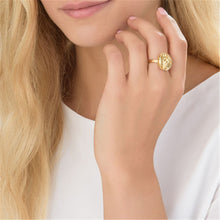 Load image into Gallery viewer, Contoured Monogram Ring