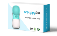 Load image into Gallery viewer, Puppylon™ Dog Bottle For Trips