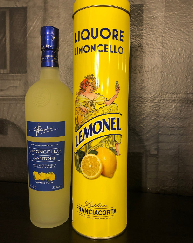 Lemonel Limoncello Liqueur 500ml (Gift Boxed)