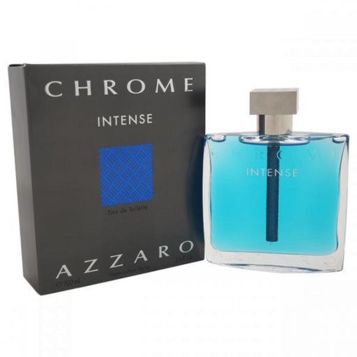 Loris Azzaro Chrome Intense Cologne (M) EDT 3.4 oz