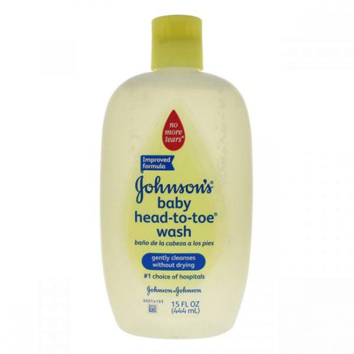 Johnson & Johnson Johnson's Head-To-Toe Baby Wash Unisex (K) 15 oz
