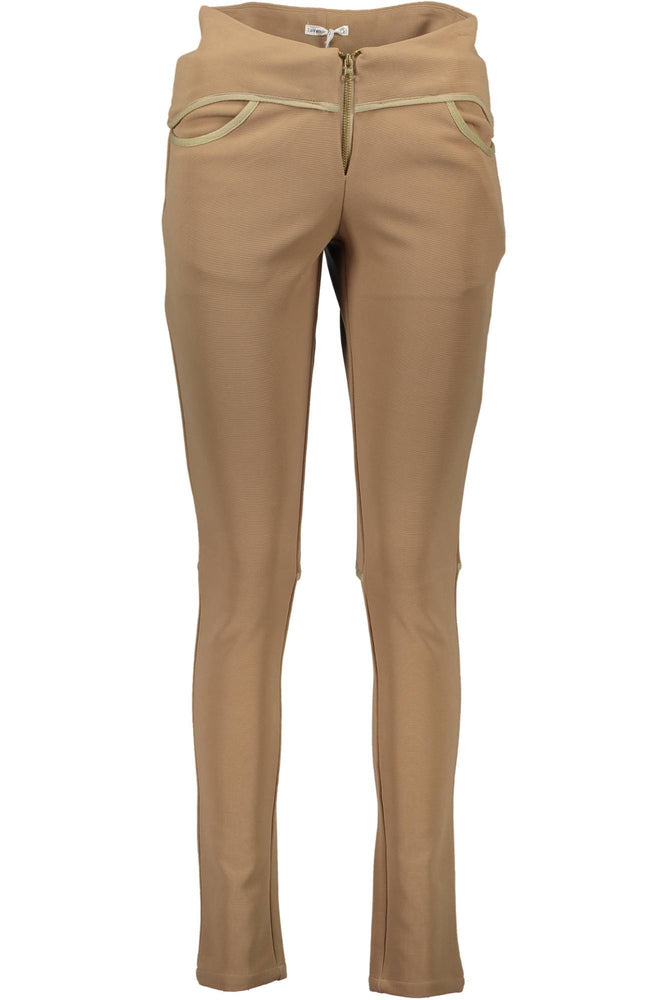 Lavand.  Women Trousers