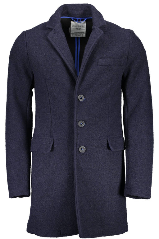 Fred Mello Men Coat
