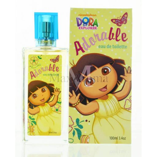Nickelodeon The Explorer Adorable (L) EDT 3.3 oz