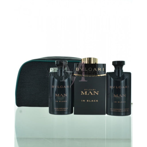 Bvlgari Man In Black Eau de Parfum Gift Set (M)