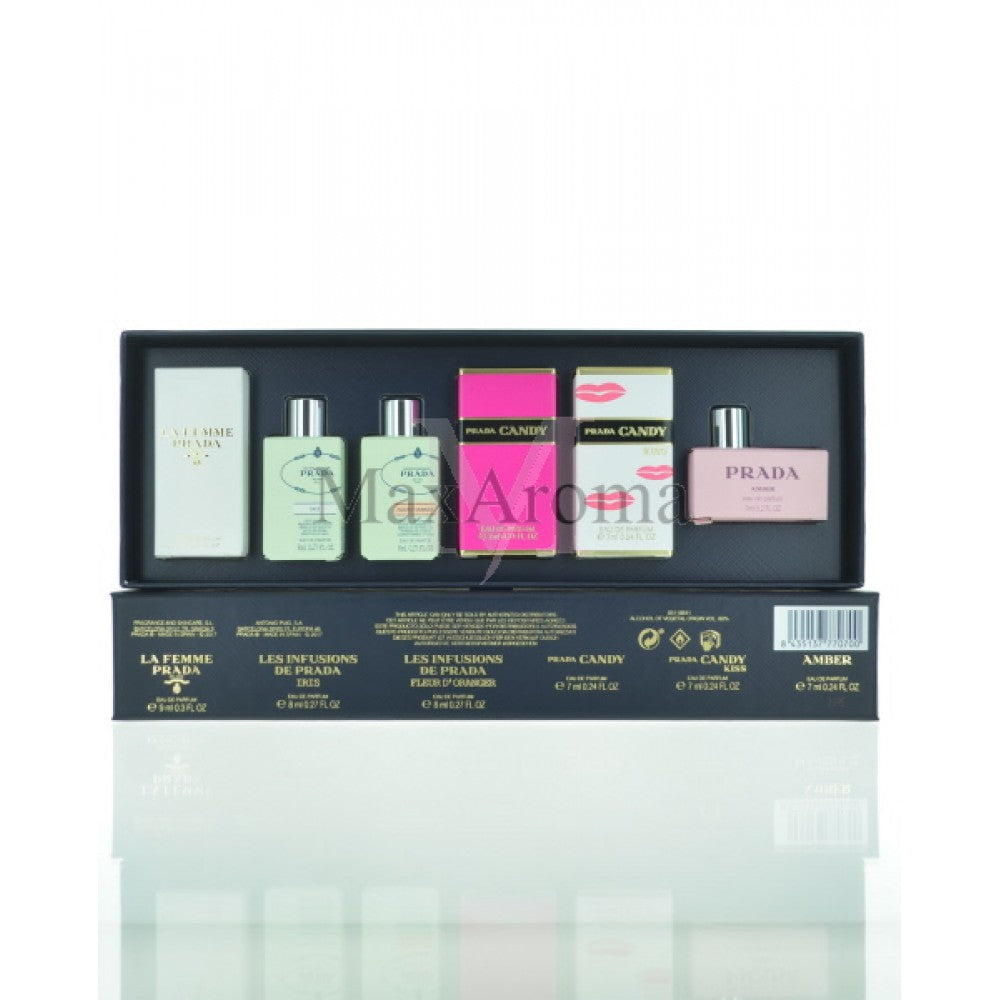 Prada Miniature  Collection Gift Set (L)