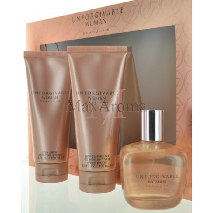 Sean John Unforgivable Gift Set (L)