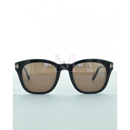 Tom Ford Geometric FT0676-F Eugenio Sunglasses (M)