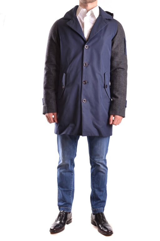 Geospirit Men Coat