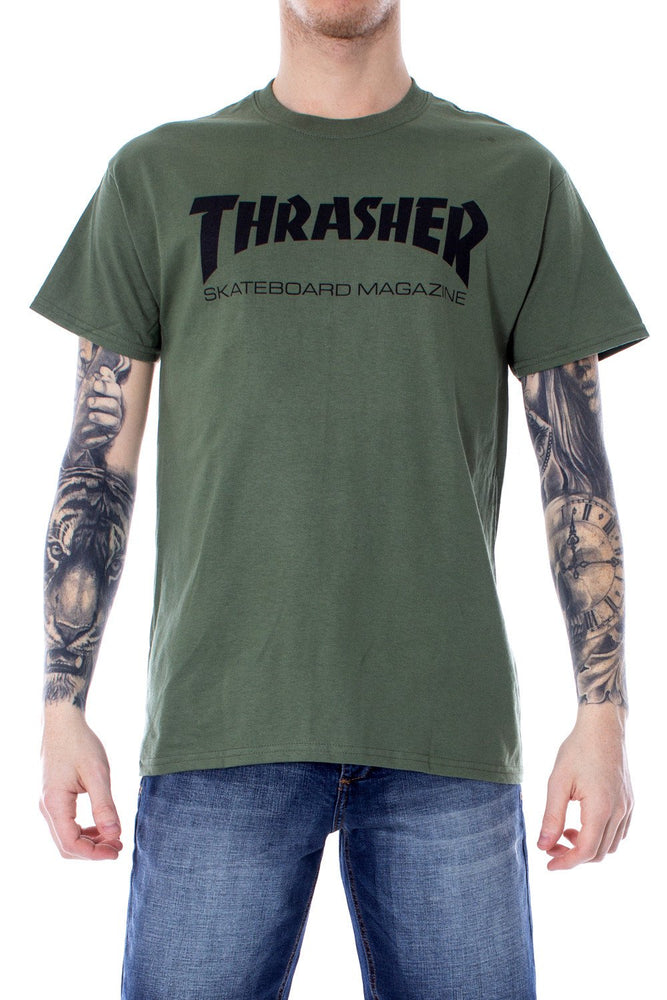 Thrasher Men T-Shirt