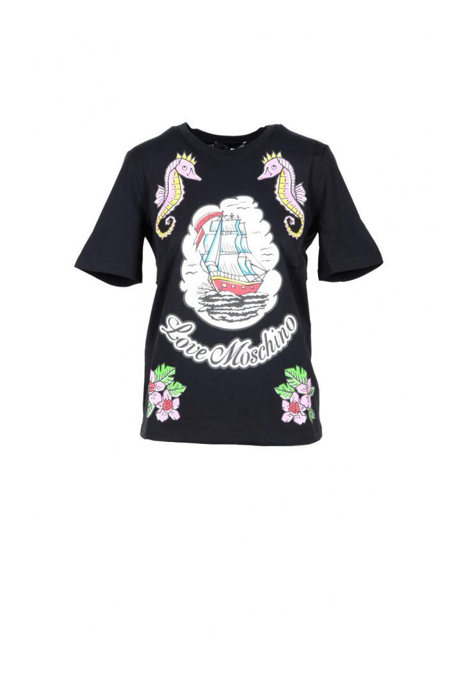 Love Moschino  Women T-Shirt