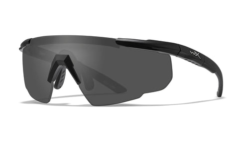 SABER ADVANCED GREY LENS/MATTE BLACK FRAME