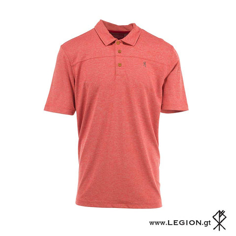Camisa Berkshire Spicy Orange