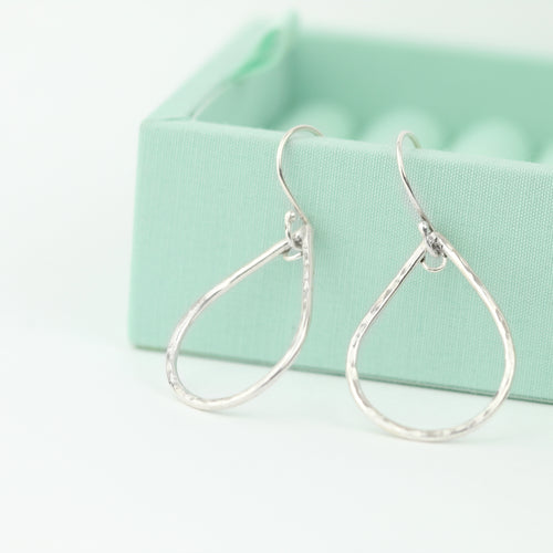 Teardrop Drop Earrings