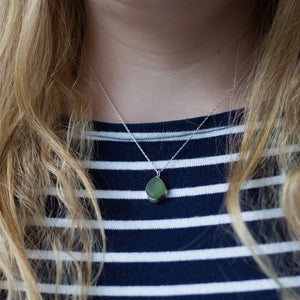 Supply Your Own Seaglass Necklace